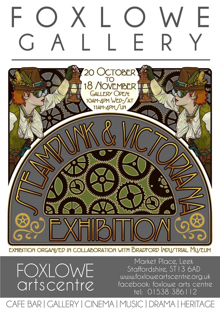 Steampunk and Victoriana Exhibition by phantoms-siren