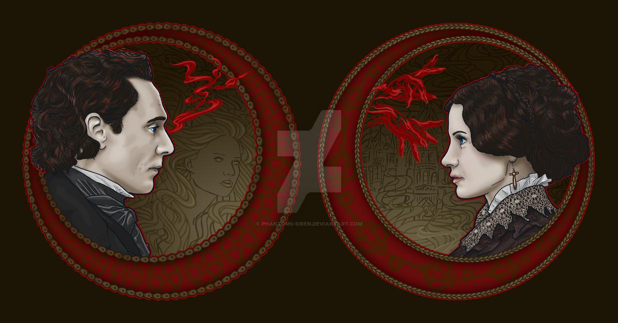 The Sharpe Siblings by phantoms-siren