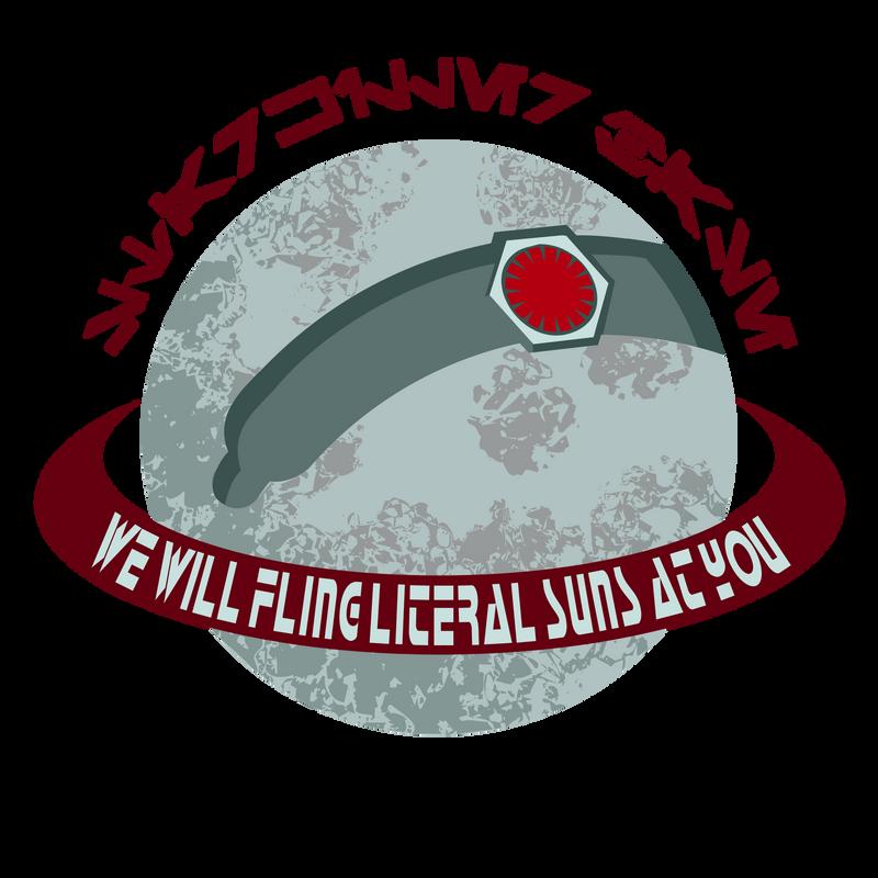 Starkiller Base Tshirt Design by phantoms-siren