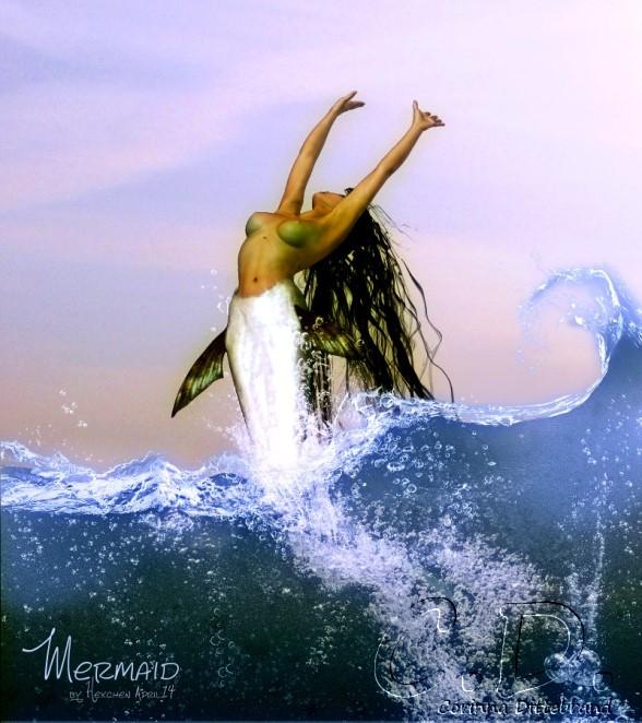 Mermaid by Hexe2008