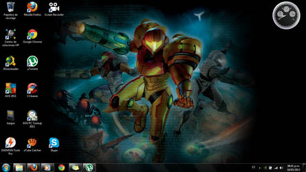 Desktop for Windows 7 by SuperMetroid2