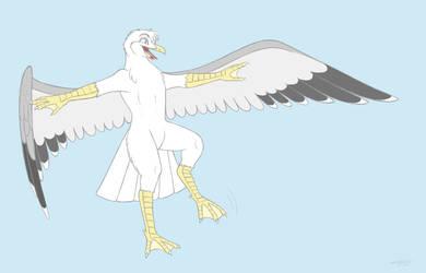 Commission for Aidan Gull