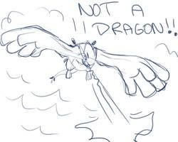 Not a Dragon