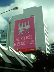 All your base are bt Vodafone by glutnix