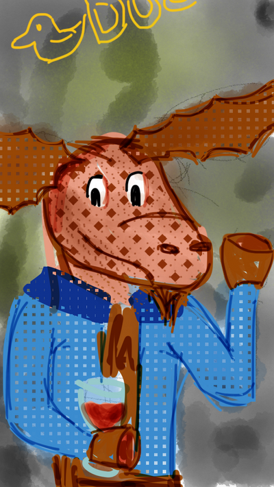 Browf Clamphoof by glutnix