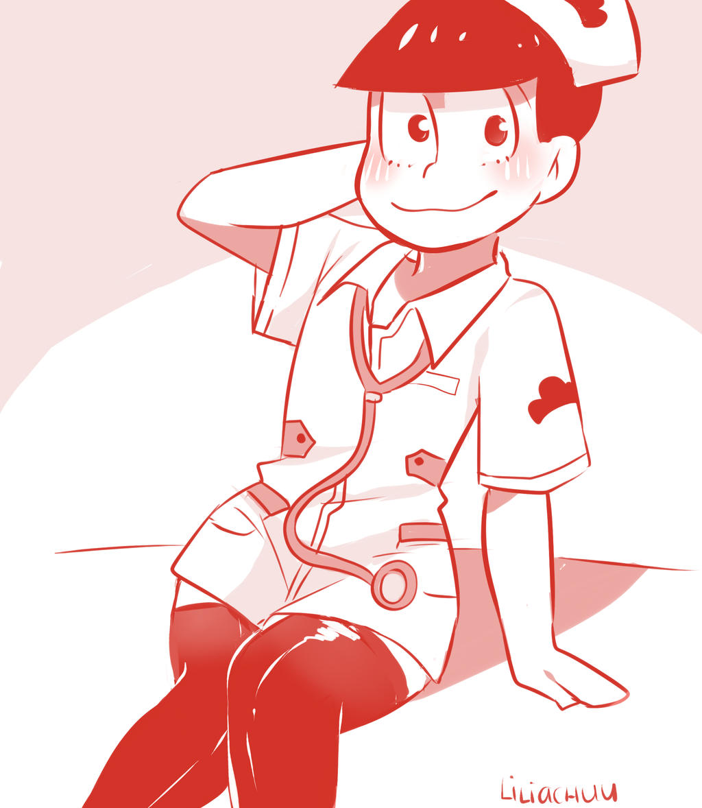 nurse!oso by Lilia-Chuu