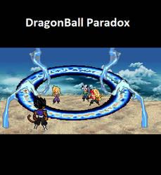 Dragon ball Paradox by riderthehedgehog