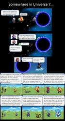 Dragon ball Paradox pg 2 by riderthehedgehog
