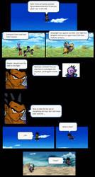 Dragon ball Paradox pg 3 by riderthehedgehog