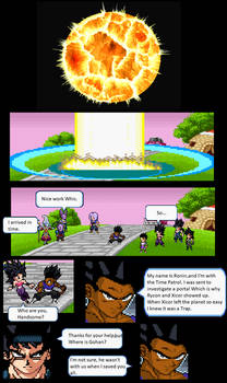 Dragon ball Paradox pg 8