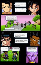 Dragon ball Paradox pg 9 by riderthehedgehog