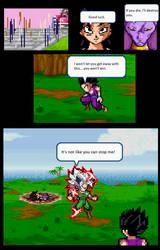 Dragon ball Paradox pg 10 by riderthehedgehog