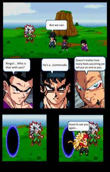Dragon ball Paradox pg 11