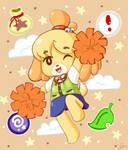Pom Pom Isabelle!