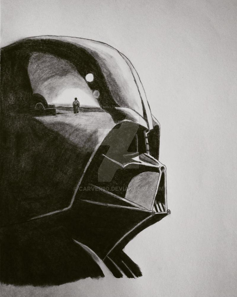 Skywalker-Vader by carver90