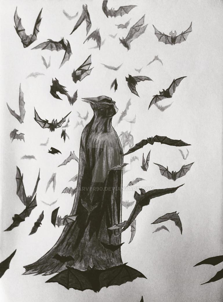 Batman by carver90