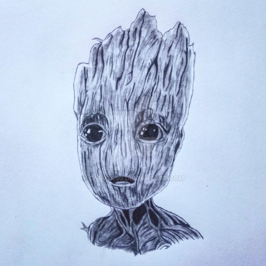 Groot by carver90