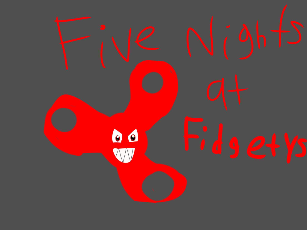 Five Nights At Fidgety's by AlvinMunk500