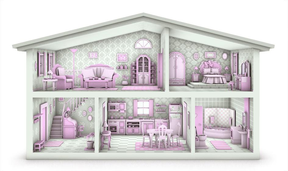 Dollhouse by caillu on DeviantArt