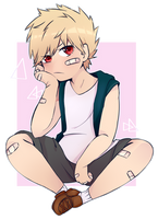 Kid Katsuki by Where-Lies-Goes