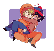 Chibi Stenny by Where-Lies-Goes