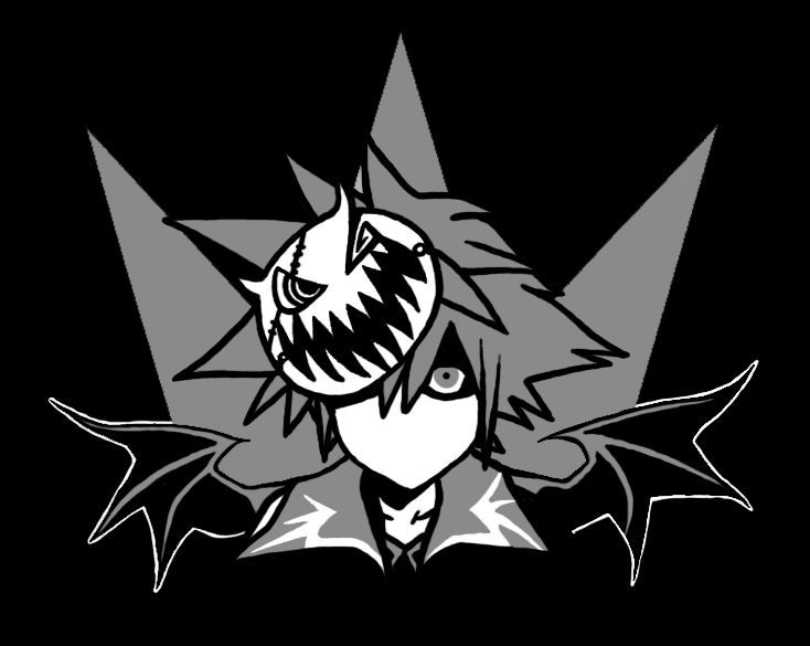 Jack-o'-Lantern : Sora Design by EriyuSnow