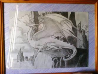 Dragon by forrestongirl97
