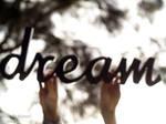 But dreams don't fade