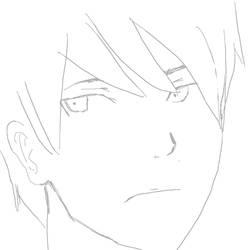 Sketch by NamineMisaki