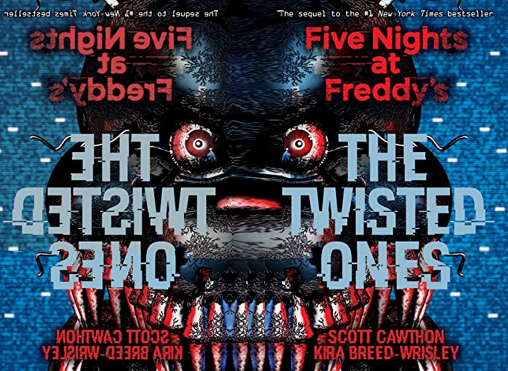 fnaf the twisted ones pdf download