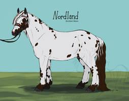 Nordland-Halter by lantairvlea