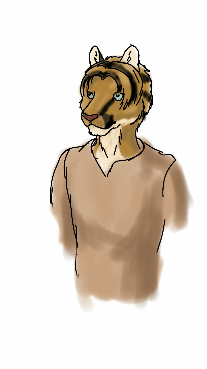Shinkir Sketch by lantairvlea