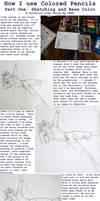 How I Use Colored Pencils-P1