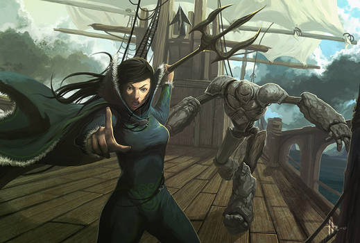 Inge and Guardian