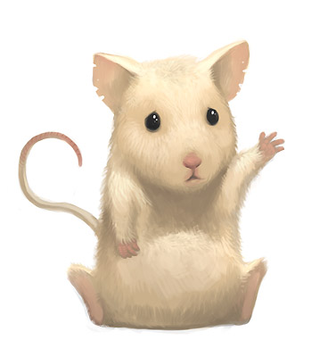 Mouse Farewell by nJoo
