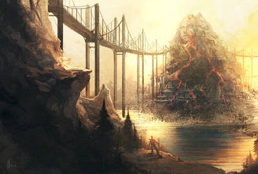 The Fall of Bakrakhan by nJoo