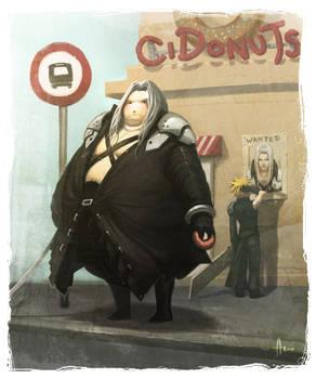 Final Fat-assy - Sephiroth