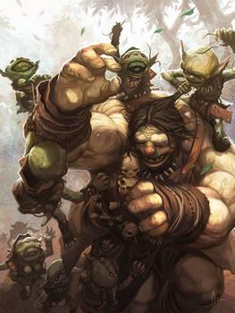 Goblins Harassment