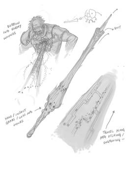Dominance War - Weapon Concept