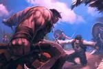 Gypsy vs Ogre