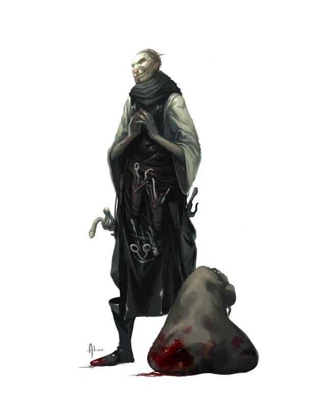 """[AVENTURA INICIAL] """"Jugando con fuego"""" [Martillo de Brujas, 5 de Noviembre - 897 d.g] Rolth_the_Necromancer_by_nJoo"""