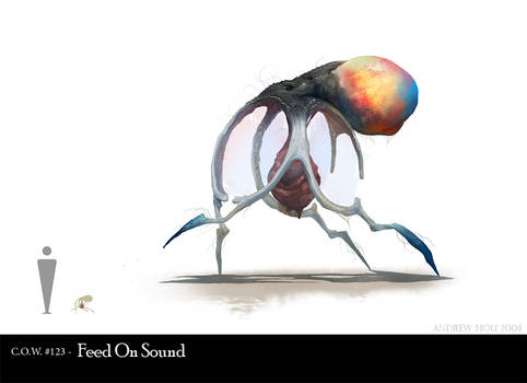 Feeds on Sound