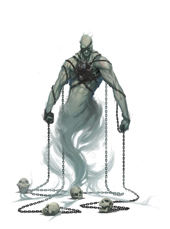 Chain Spirit rev.