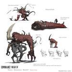 Dominance War - Sketch 2