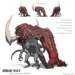 Dominance War - Sketch 3
