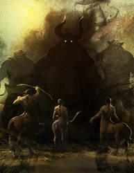 Fog of Battle by nJoo