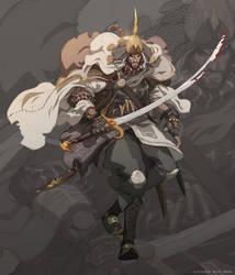 Saladin by nJoo