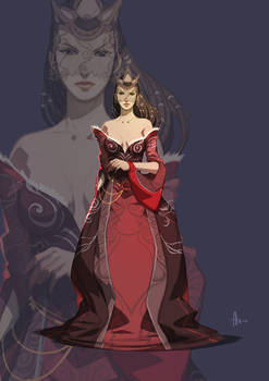 Dark and Day: Empress of Eies