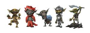 Goblins set