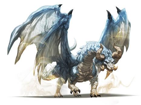 Cloud Dragon